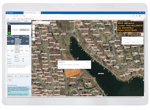 GIS Mapping System