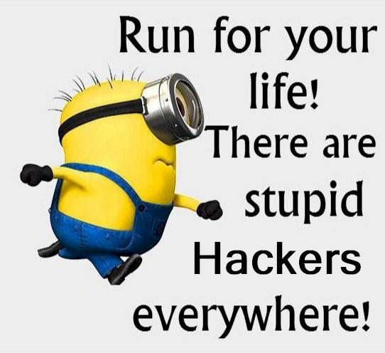 Bad Hackers